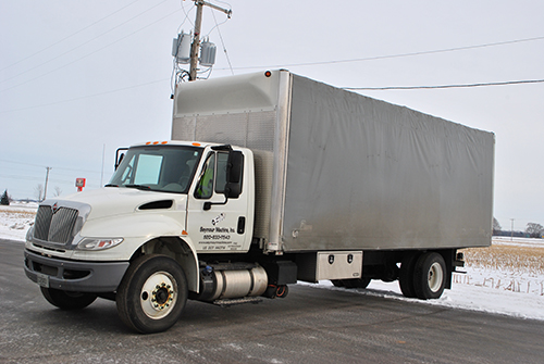Seymour Truck